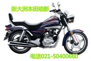 新大洲本田摩托车-焰影大太子SDH150-16